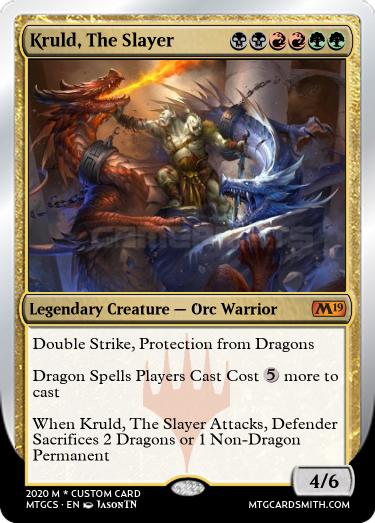 Kruld The Slayer