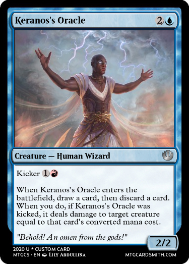 Keranos's Oracle