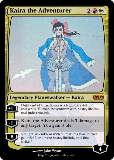 Kaira the Adventurer