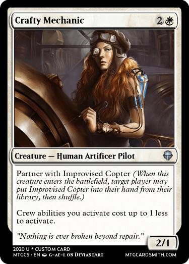 Crafty Mechanic