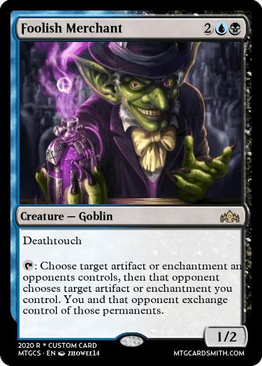 Foolish Merchant