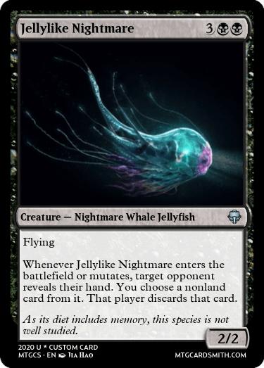 Jellylike Nightmare