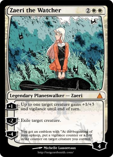 Zaeri the Watcher