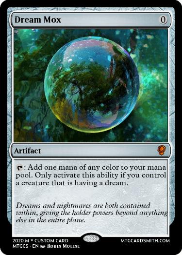 Dream Mox