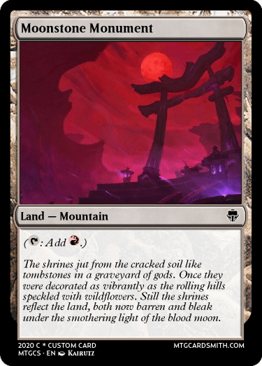 Blood Mooned