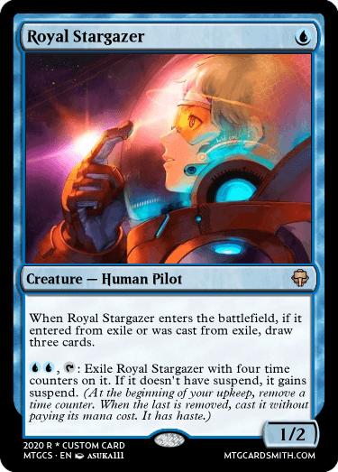 Royal Stargazer