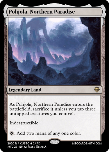 Pohjola Northern Paradise