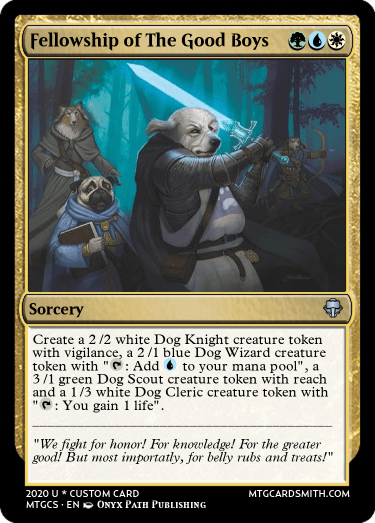 Fellowship of the Good Boys