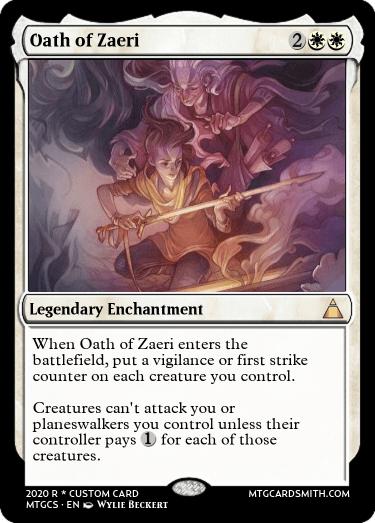 Oath of Zaeri
