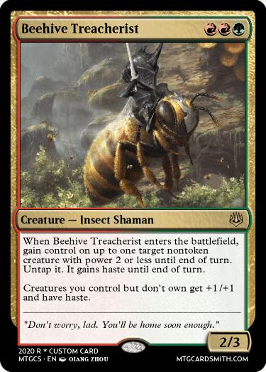 Beehive Treacherist