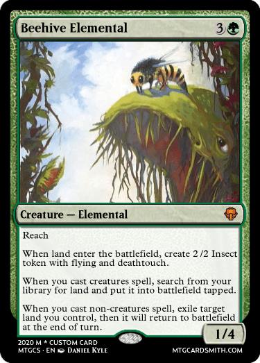 Beehive Elemental