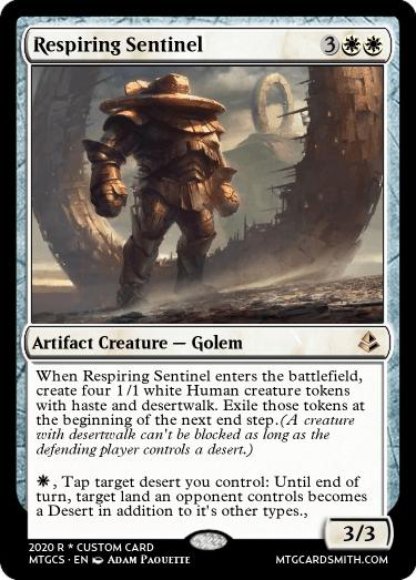 Respiring Sentinel