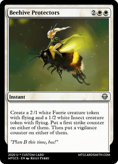 Beehive Protectors