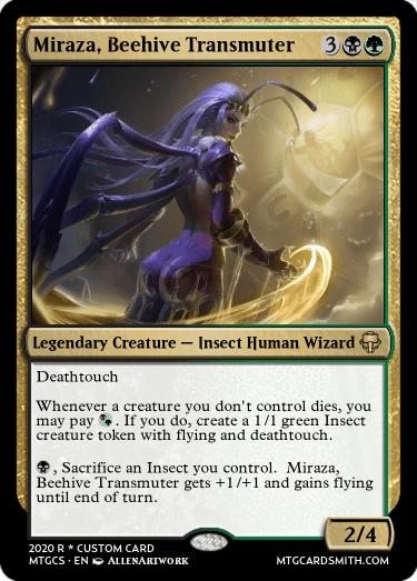 Miraza Beehive Transmuter
