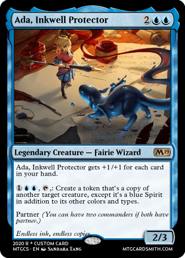 Ada Inkwell Protector