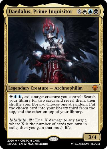 Daedalus Prime Inquisitor