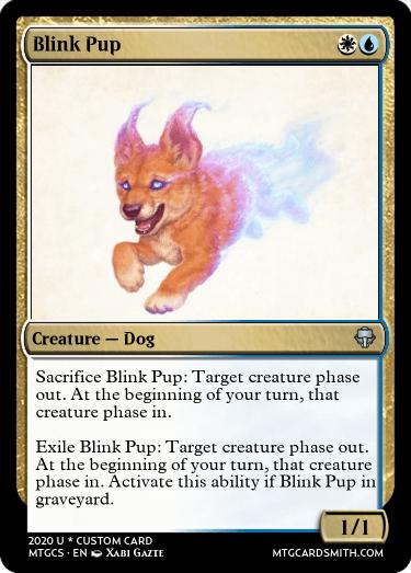Blink Pup
