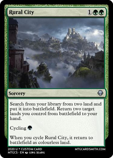 Rural City