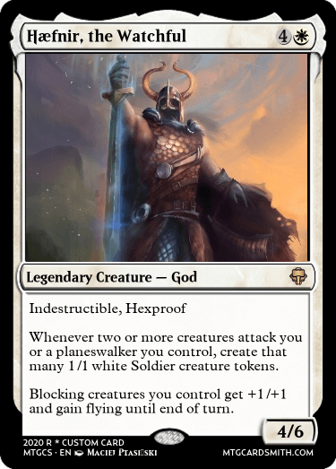 Hfnir the Watchful
