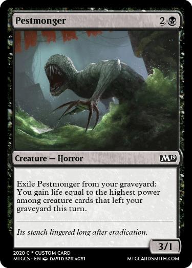 Pestmonger
