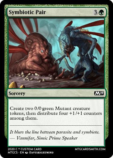 Symbiotic Pair
