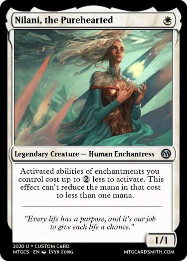 Nilani the Purehearted