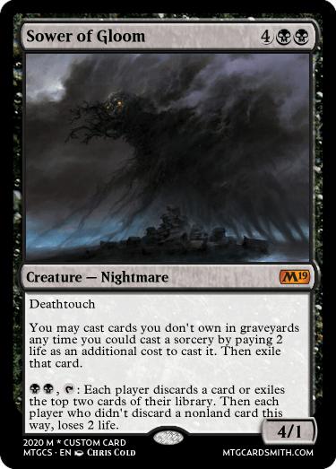 Sower of Gloom