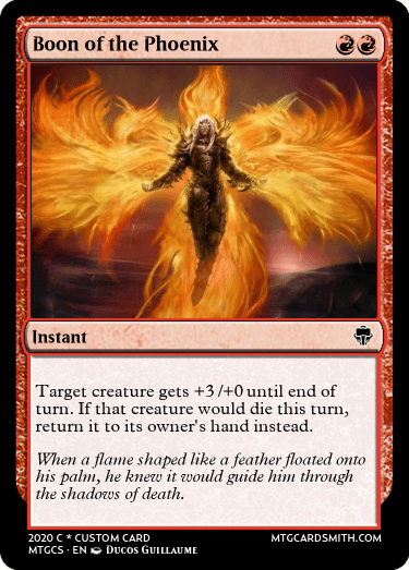 Boon of the Phoenix
