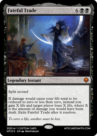 Fateful Trade