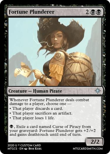 Fortune Plunderer