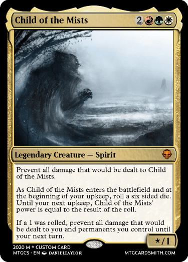 Child of the Mists