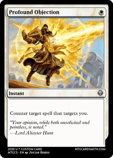 Profound Objection