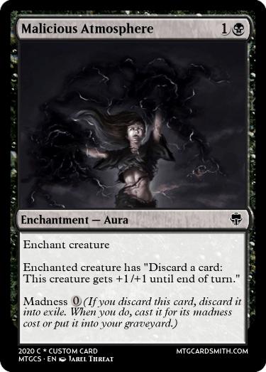 Malicious Atmosphere
