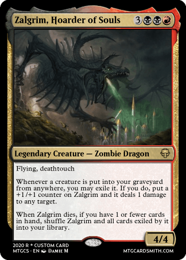Zalgrim Hoarder of Souls