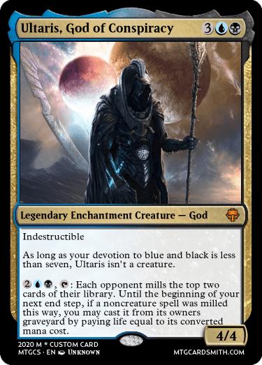 Ultaris God of Conspiracy