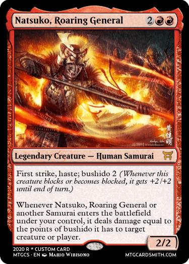 Natsuko Roaring General