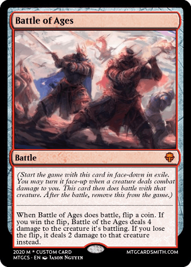 Battle of Ages