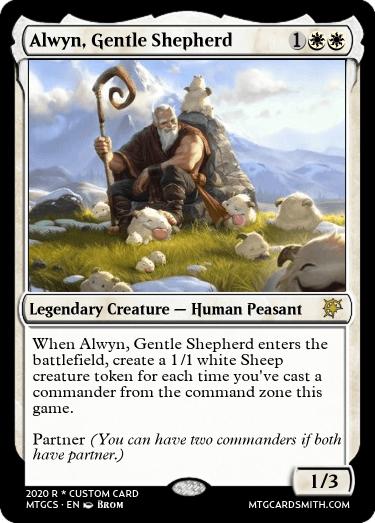 Alwyn Gentle Shepherd