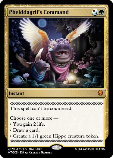 Phelddagrifs Command