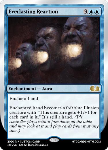 Everlasting Reaction