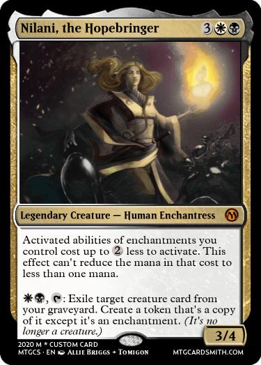 Nilani the Hopebringer