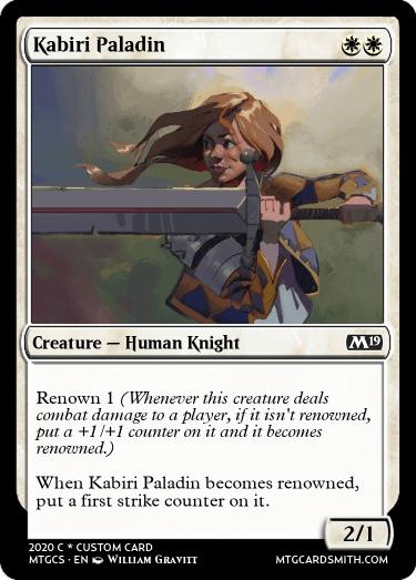 Kabiri Paladin