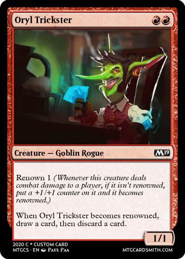 Oryl Trickster
