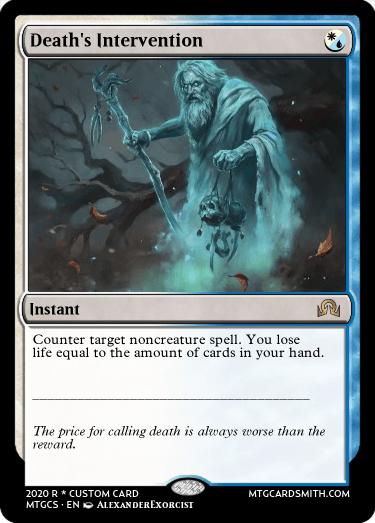 Deaths Intervention
