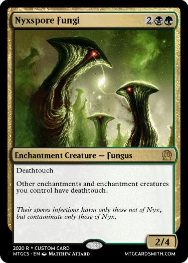 Nyxspore Fungi