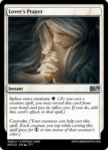 Lovers Prayer