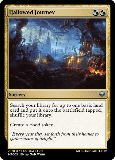 Hallowed Journey