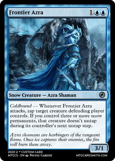 Frontier Azra