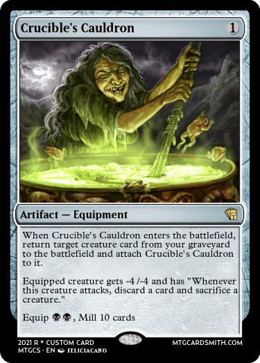 Crucibles Cauldron