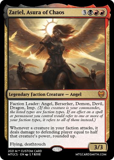 Zariel Asura of Chaos